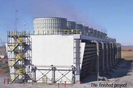 Custom Frp Fabrication Midwest Cooling Towers