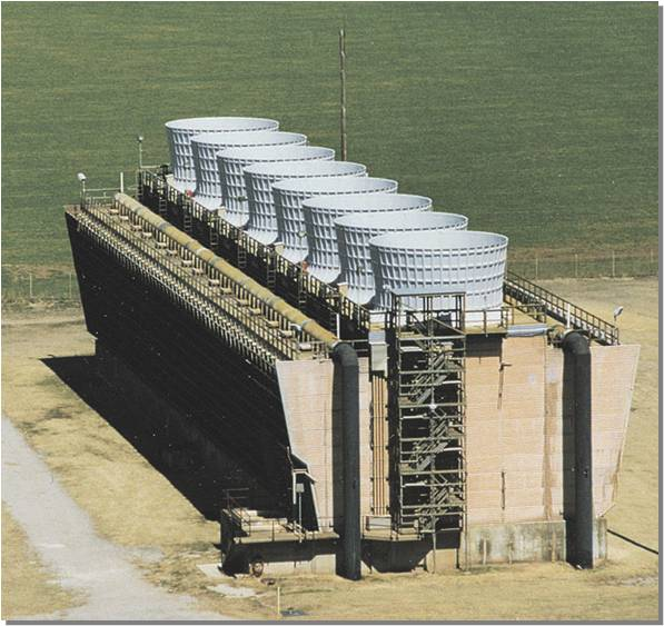 CROSSFLOW COOLING TOWERS | Midwest Cooling Towers