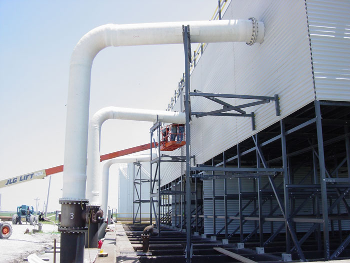 Custom FRP Fabrication - Midwest Cooling Towers