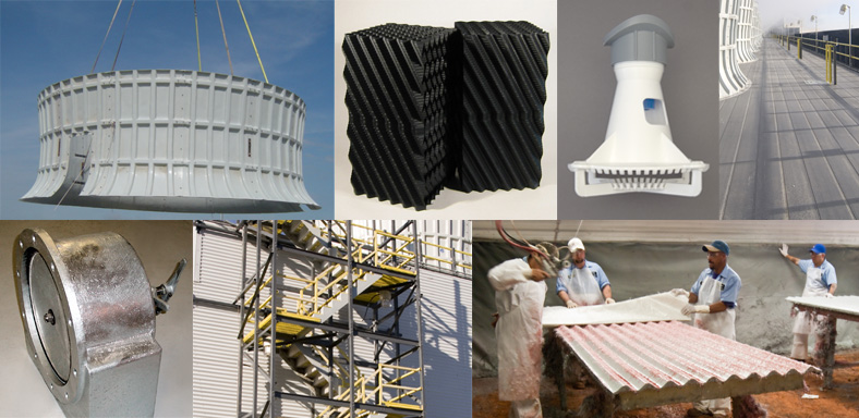 Cooling Tower Parts Midwest Cooling Towers