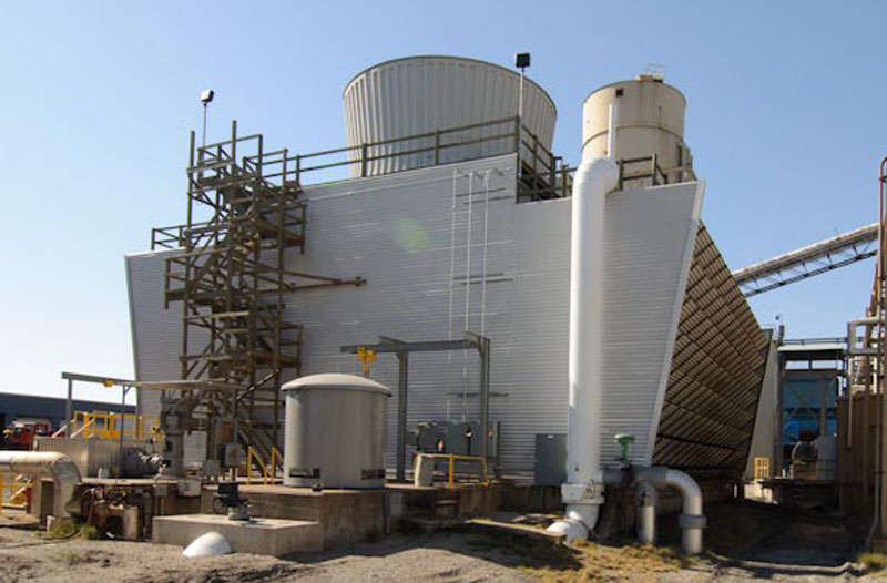 Midwest Cooling Towers Rebuilds A Tired Power Plant